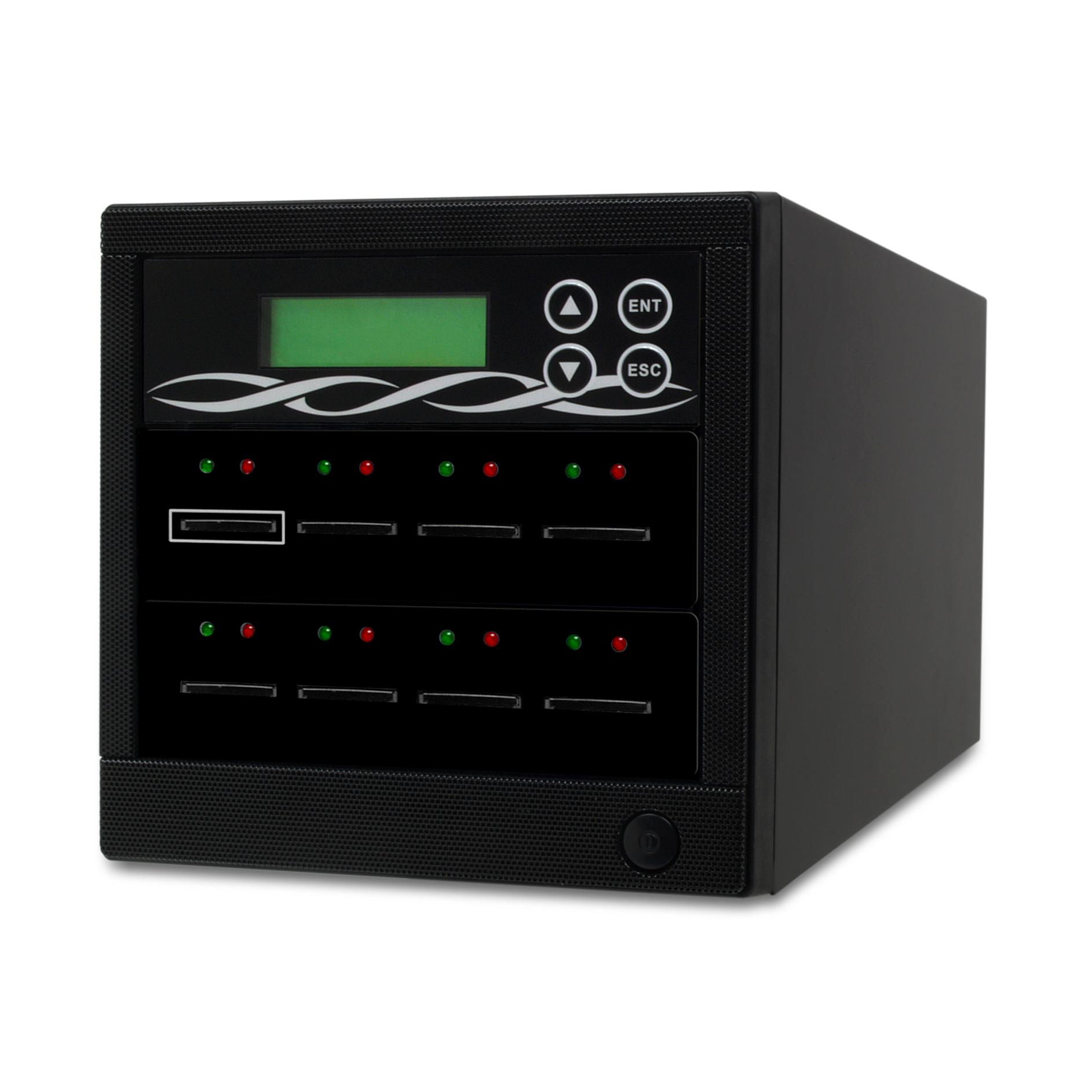 Spartan SD Memory Card 7 Target Duplicator S07-ISP
